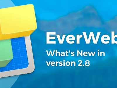 EverWeb 2.8 Released With Responsive Website Design