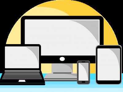 desktop tablet mobile