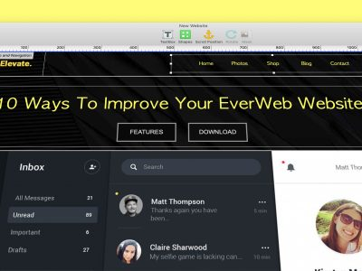 10 Ways to Improve Your EverWeb Website in 2020!