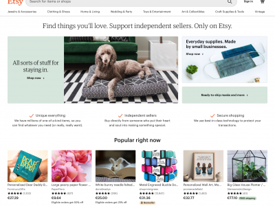 integrate Etsy into Your EverWeb Website!