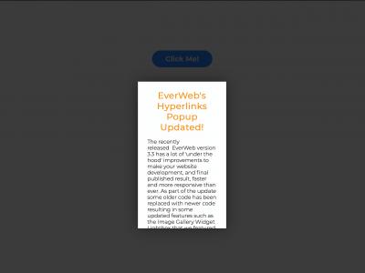 EverWeb's Popup Window