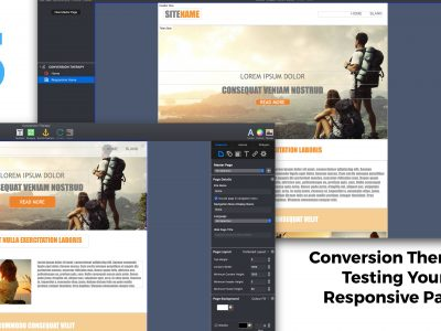 Conversion Therapy 5: Testing Your Responsive Page